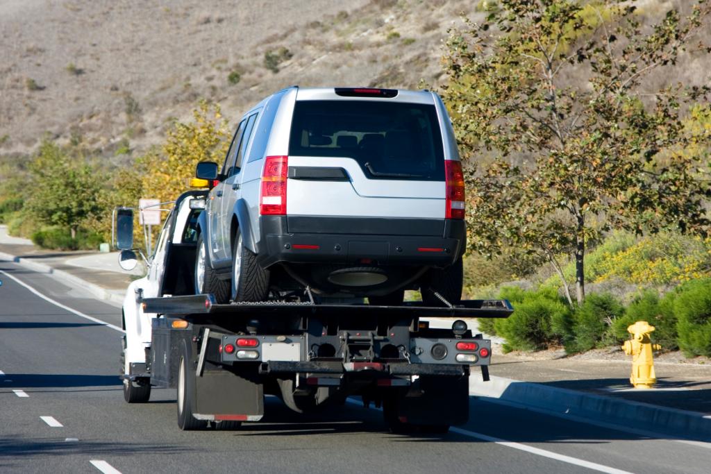 Fahrzeugtransport im Ausland